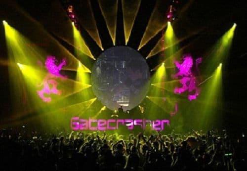 Gatecrasher Global Events DJ-Sets DVD Compilation (1997 - 2013)